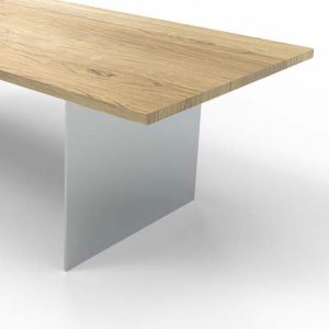 Flat Legs for Tables (pair)